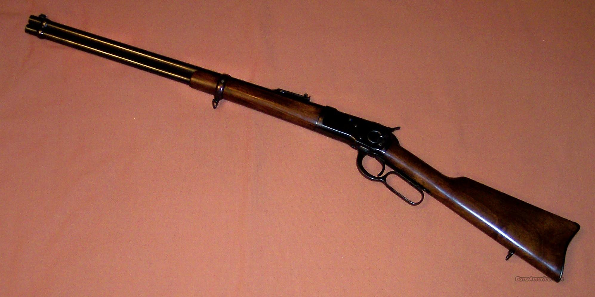 Tigre copy of Winchester 1892 Saddle Ring Carbine in .44-40  Guns > Rifles > Winchester Replica Rifle Misc.