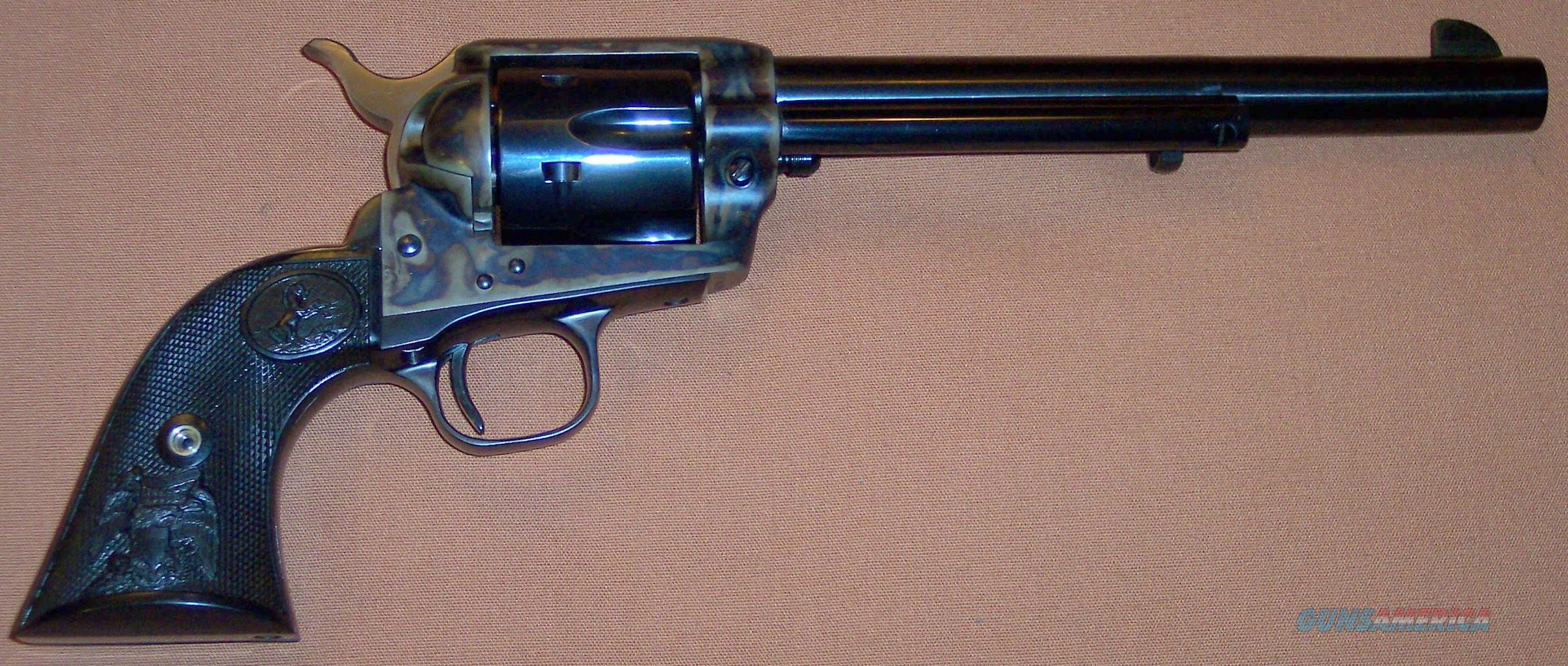 Colt .45 single action army (saa) revolver
