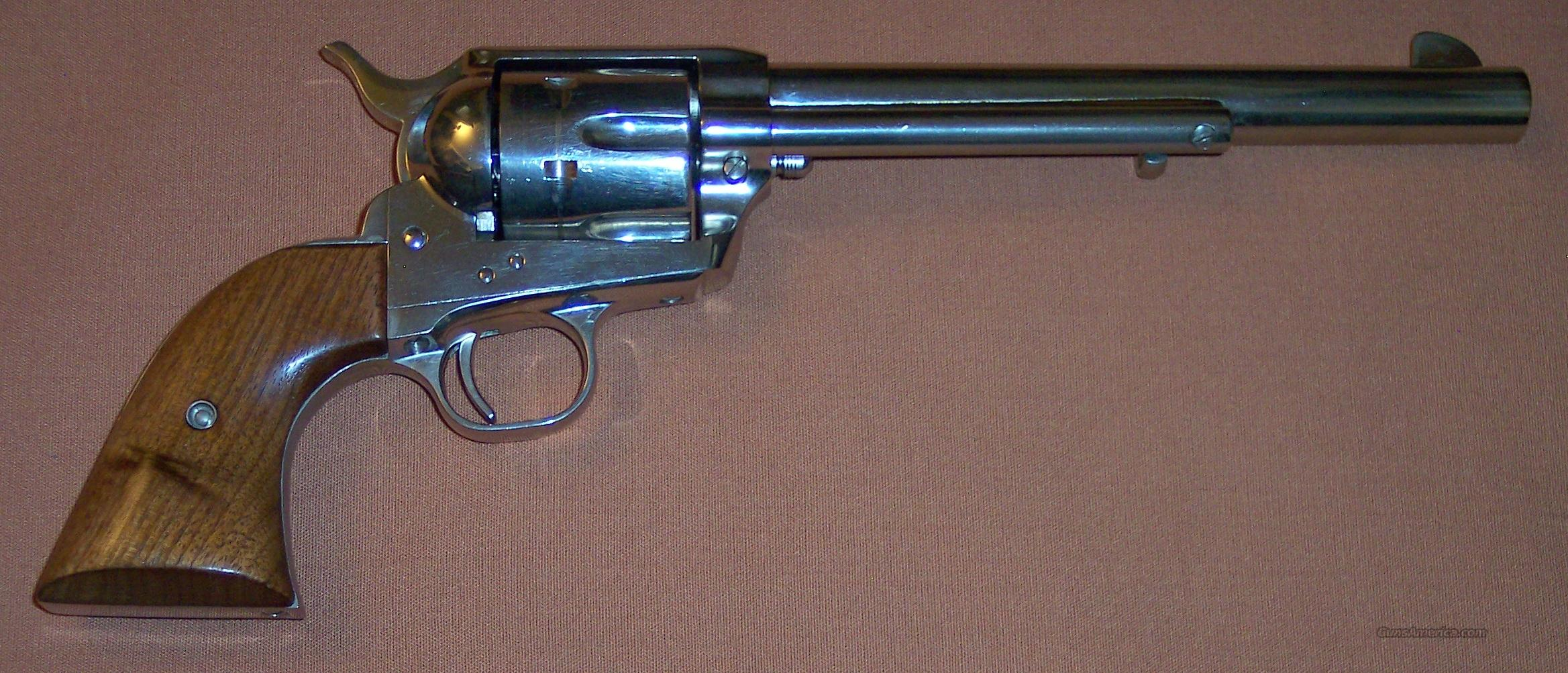 colt single action army for sale