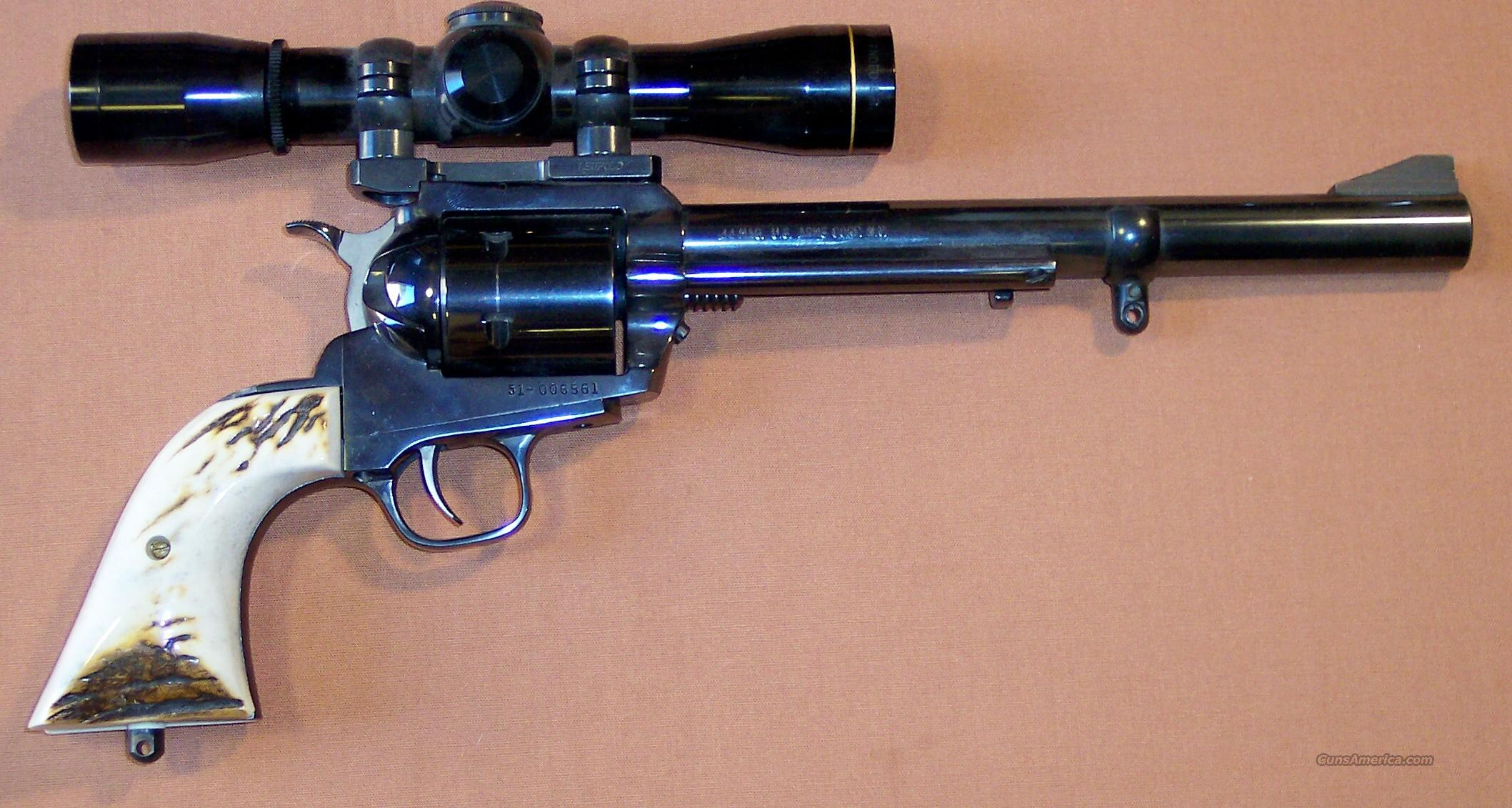 U.S. Arms Abilene .44 Magnum with Scope  Guns > Pistols > TU Misc Pistols
