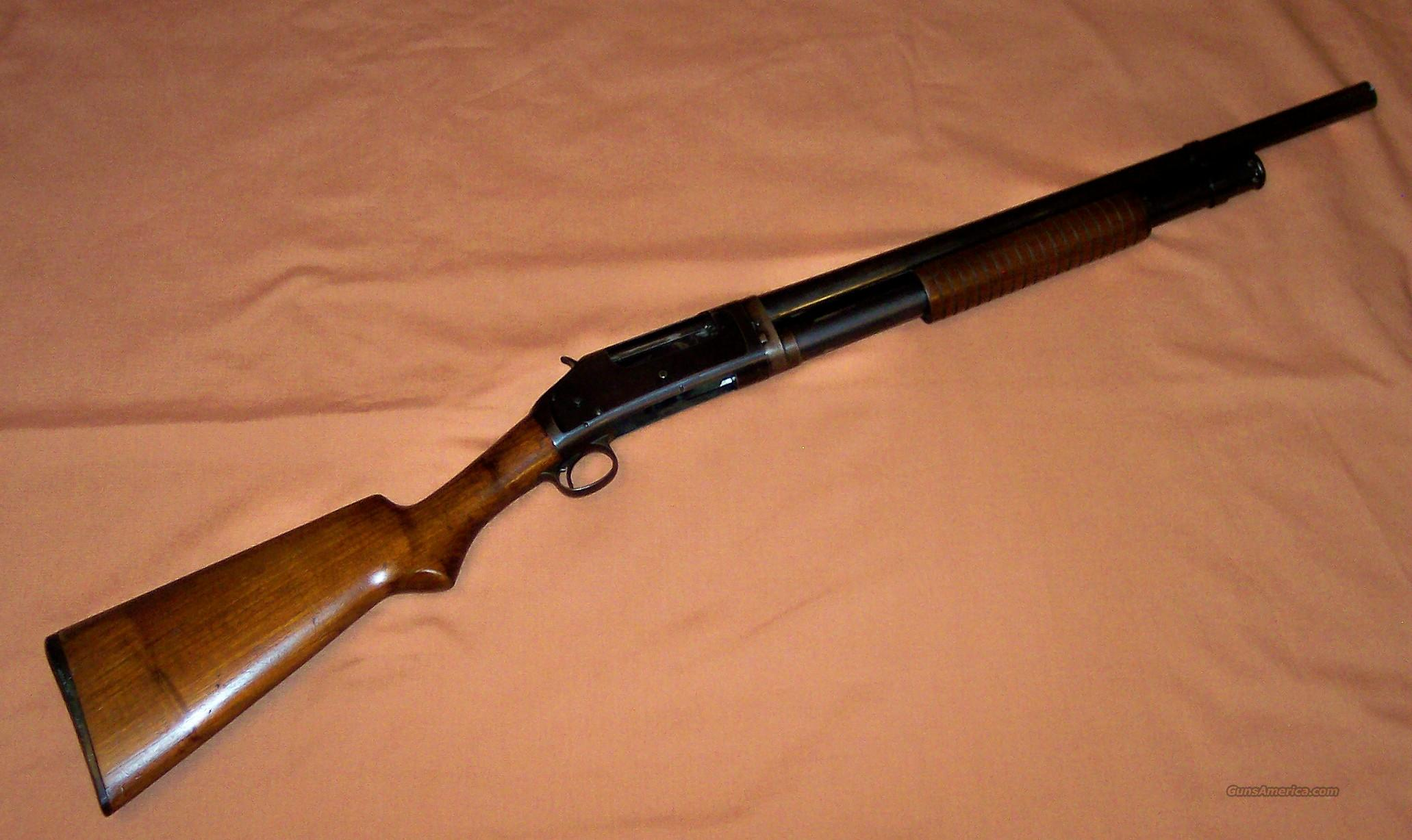 Winchester Model 97 12 Gauge Riot Gun  Guns > Shotguns > Winchester Shotguns - Modern > Pump Action > Hunting