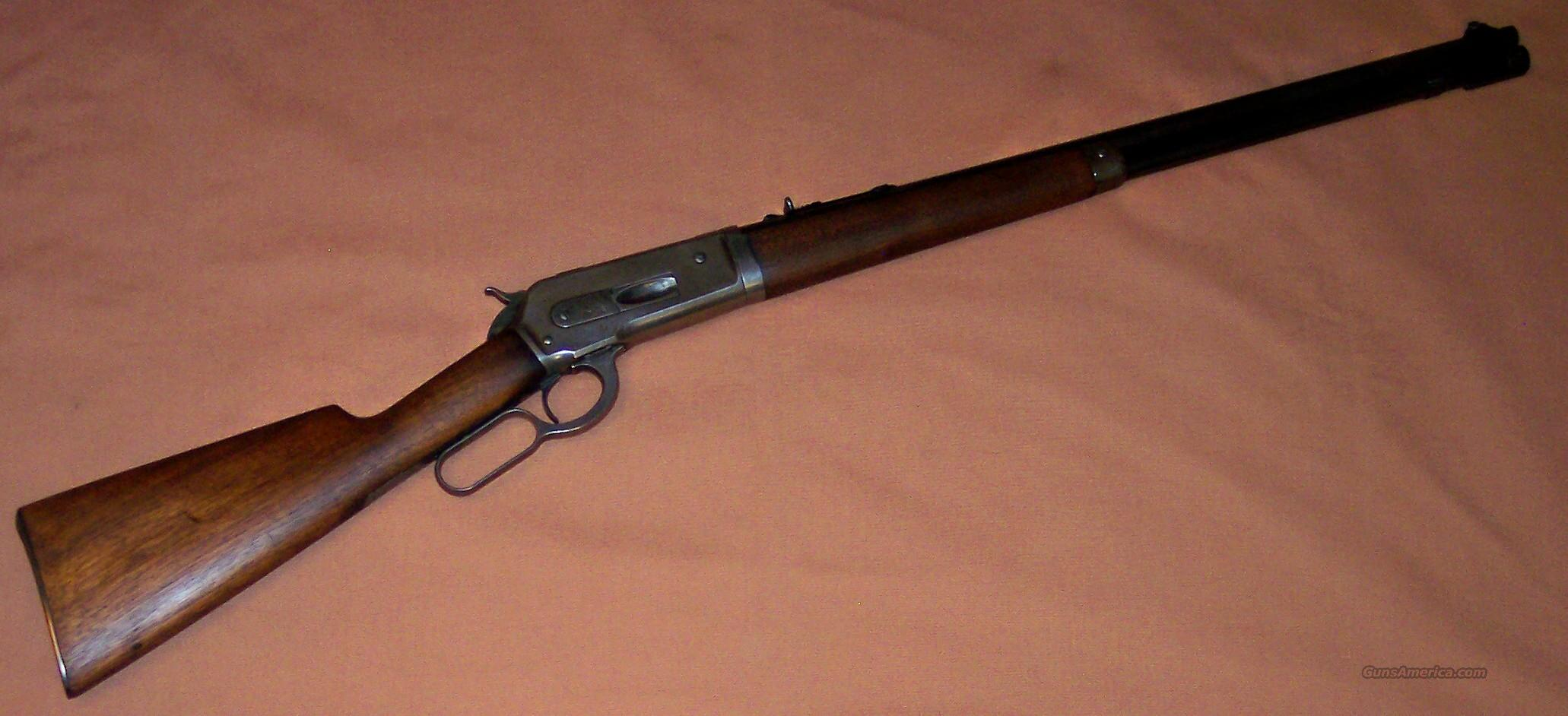 Winchester 1886 .33WCF Take-down Rifle c. 1911  Guns > Rifles > Winchester Rifles - Modern Lever > Other Lever > Pre-64