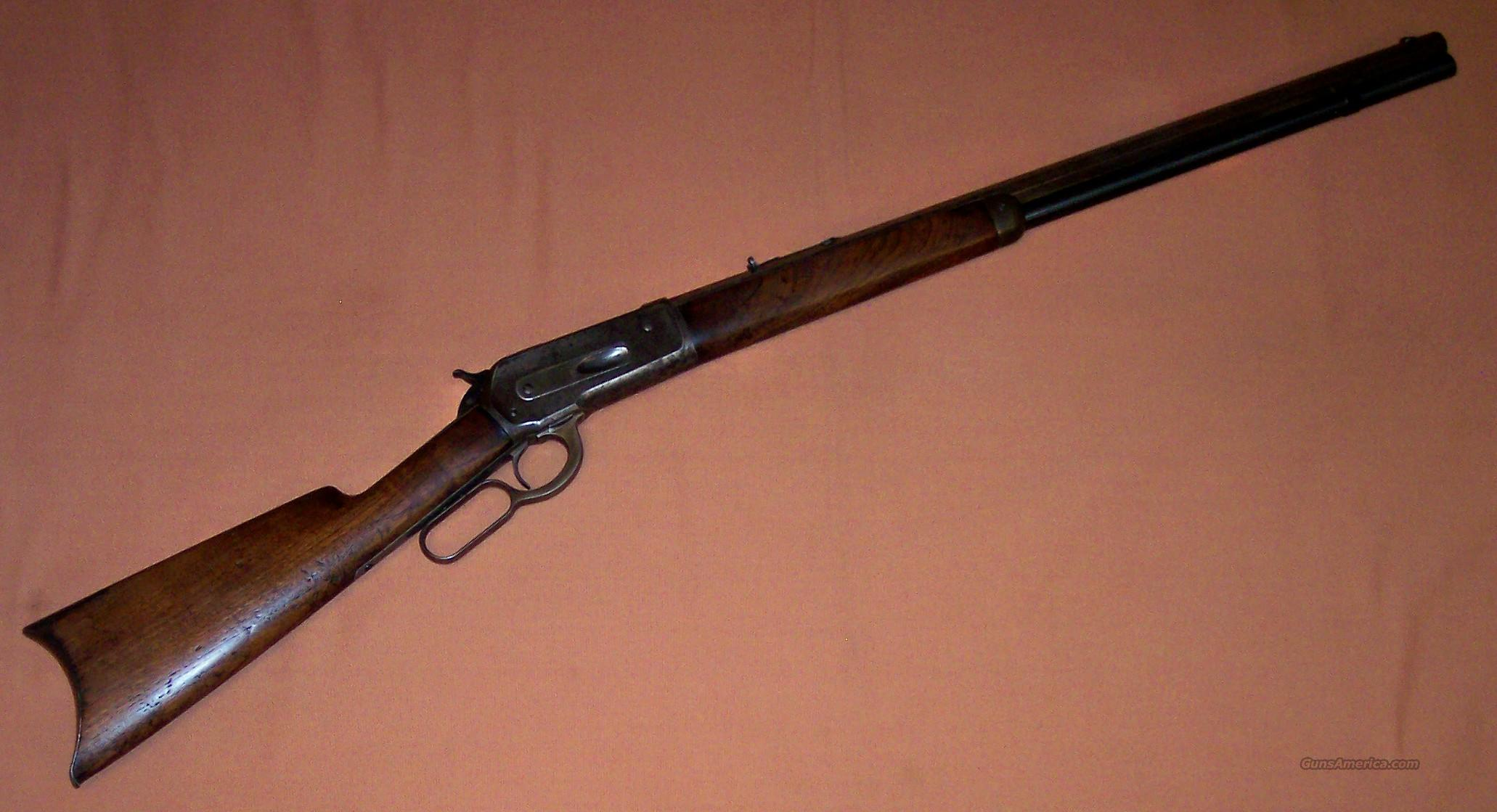 Winchester 1886 Rifle in .45-90 WCF Antique  Guns > Rifles > Winchester Rifles - Pre-1899 Lever