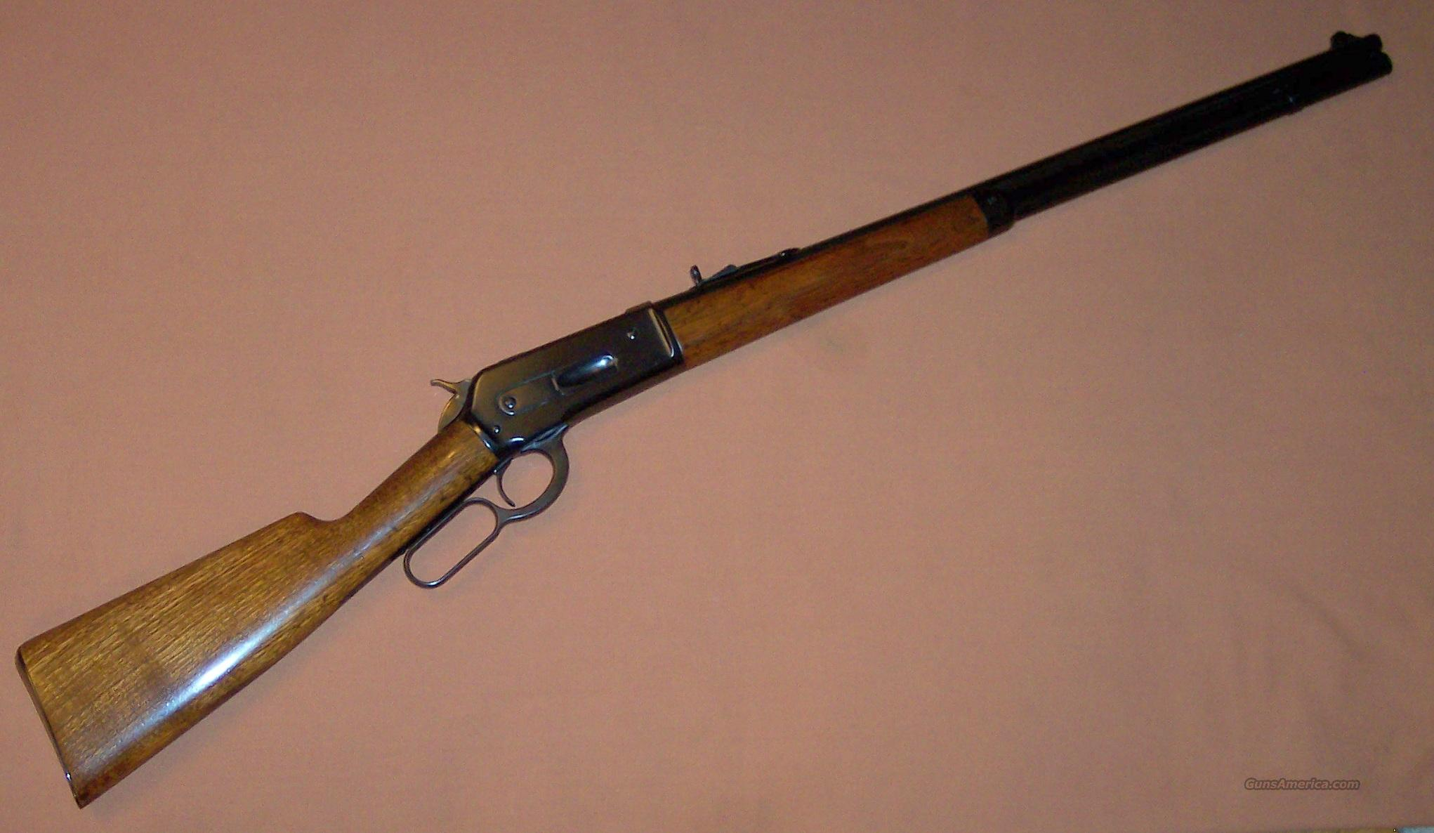 Winchester 1886 .45-70 Round Barrel Rifle - Refinished  Guns > Rifles > Winchester Rifles - Modern Lever > Other Lever > Pre-64