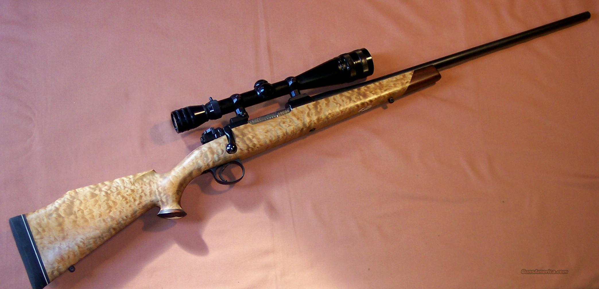 Winslow Arms Co. Sporting Rifle 6mm x  .284 Custom Wildcat  Guns > Rifles > W Misc Rifles