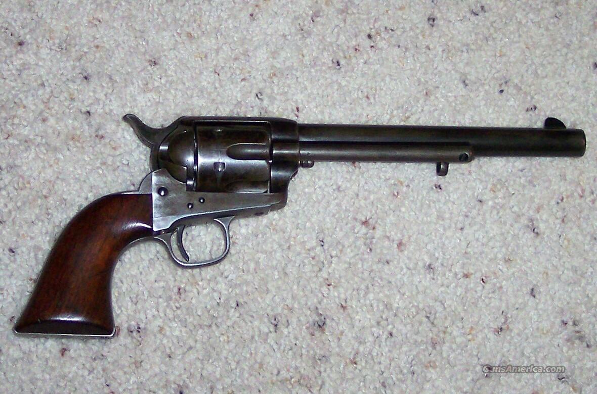 Colt Single Action Army Civilian, 1875