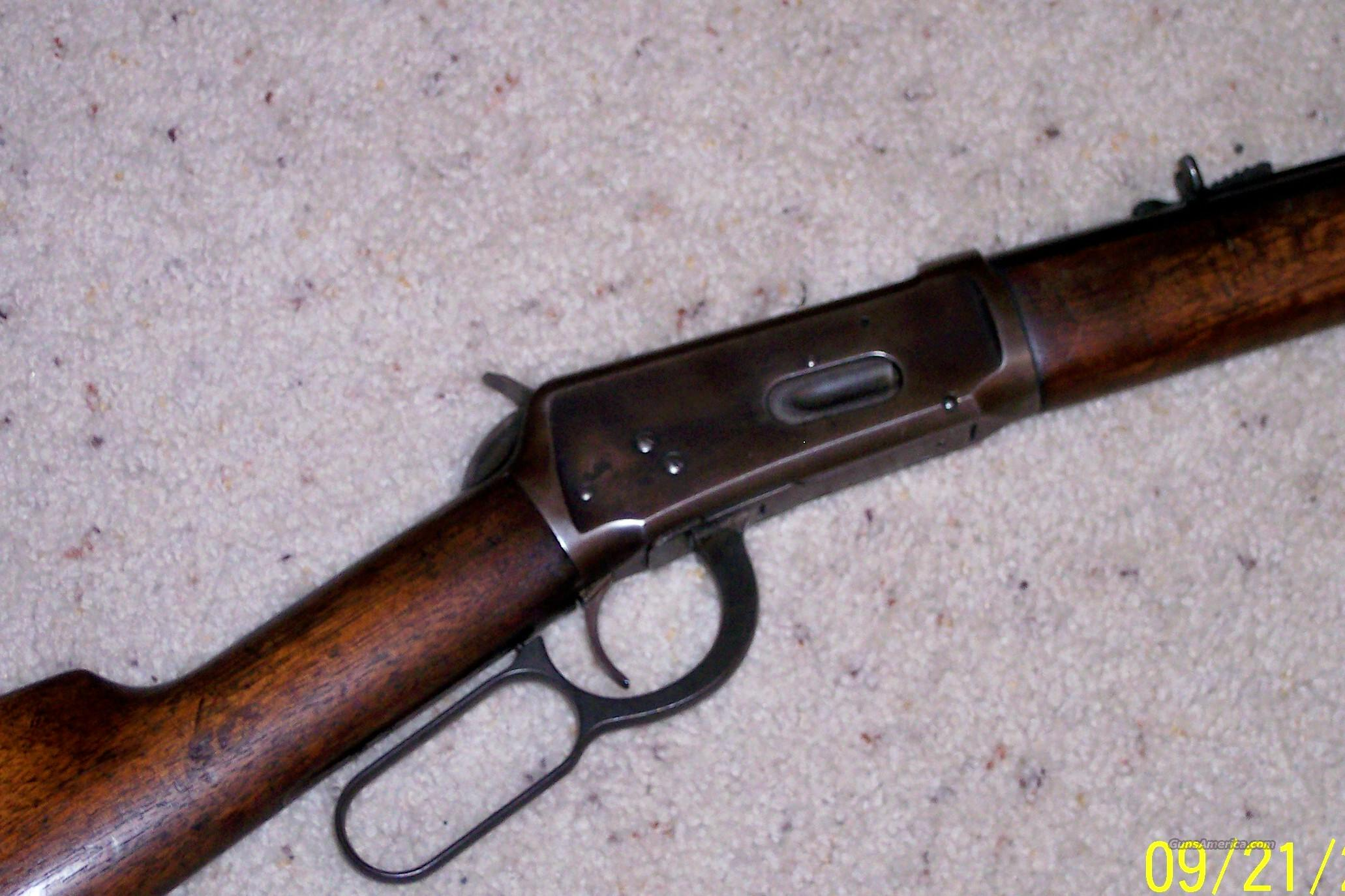 1894 Standard Rifle in .38-55  Guns > Rifles > Winchester Rifles - Modern Lever > Model 94 > Pre-64
