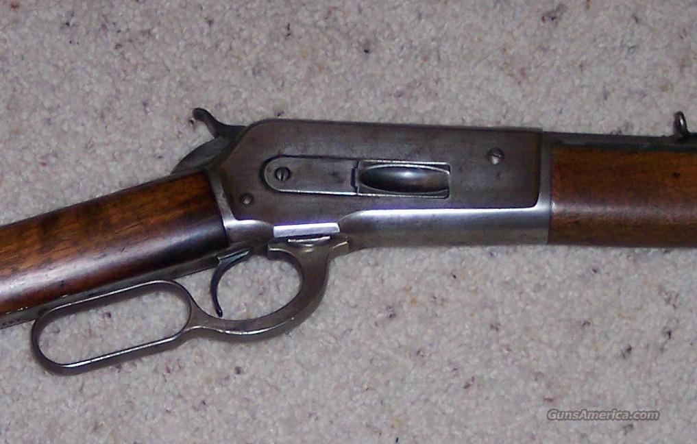Model 1886 Rifle in .45-90  Guns > Rifles > Winchester Rifles - Modern Lever > Other Lever > Pre-64