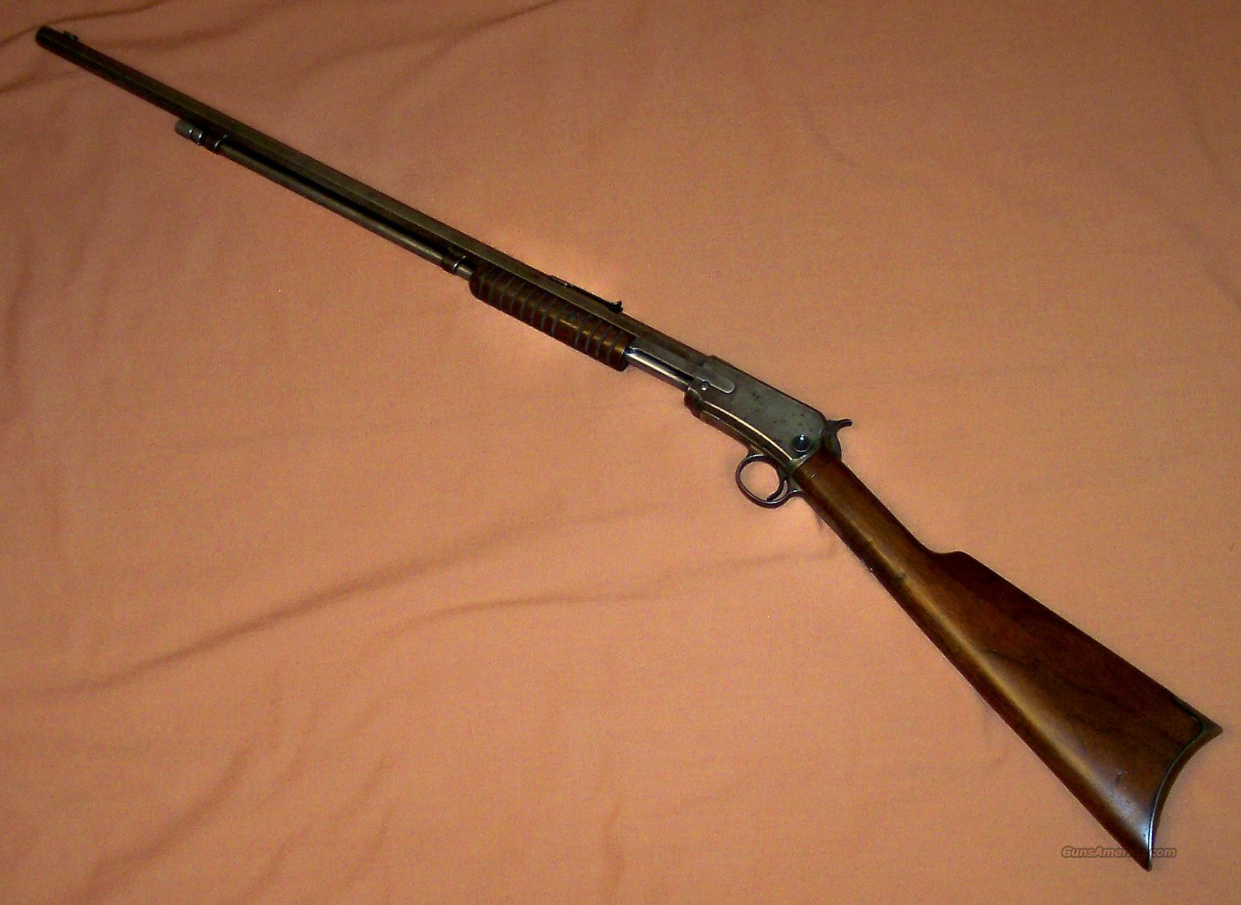 Winchester 1890 .22WRF Early 2nd Model Antique  Guns > Rifles > Winchester Rifles - Pre-1899 Pump