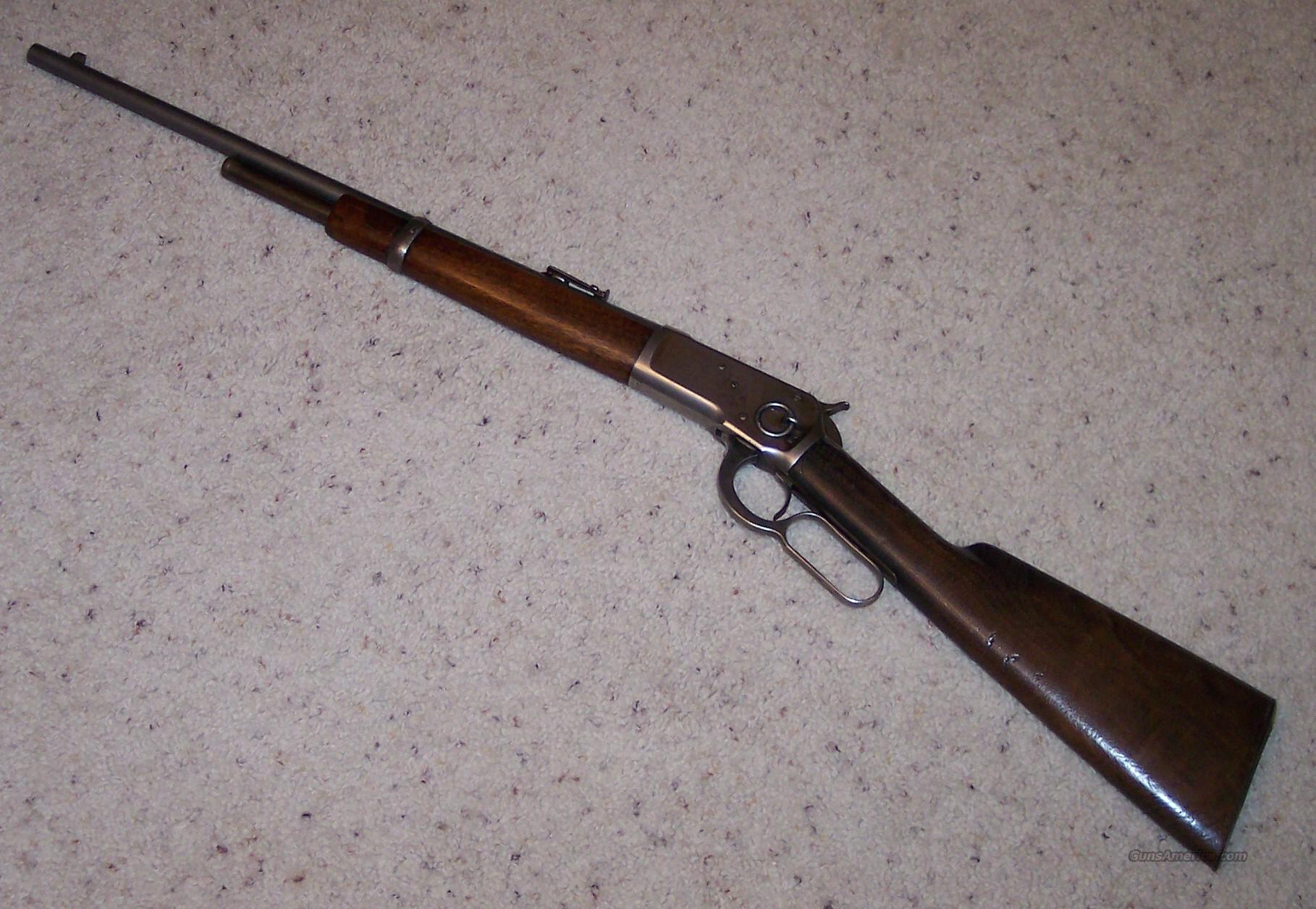 Winchester 1892 .38WCF SRC Stainless  Guns > Rifles > Winchester Rifles - Modern Lever > Other Lever > Pre-64