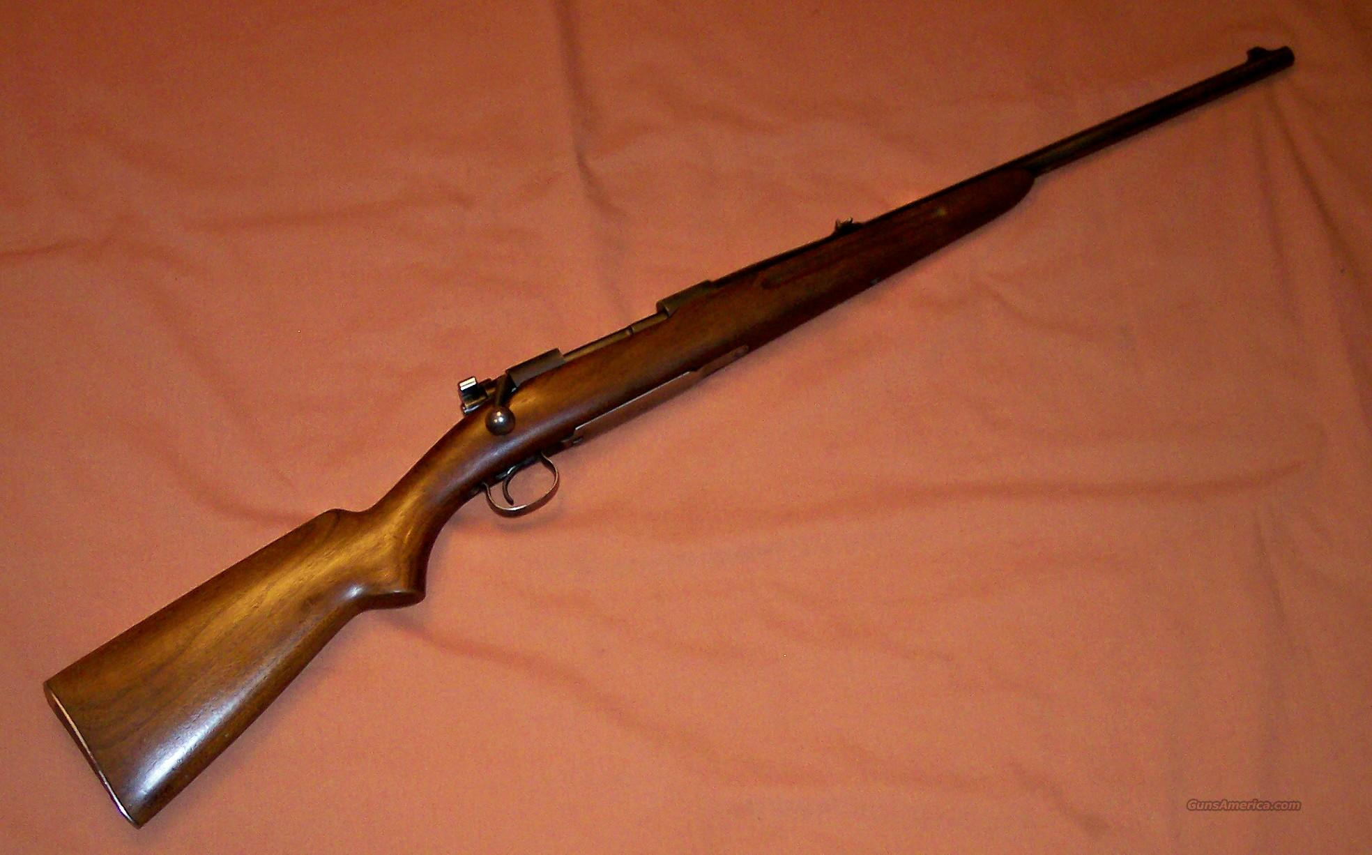 Winchester Model 54 Carbine 30 06 For Sale