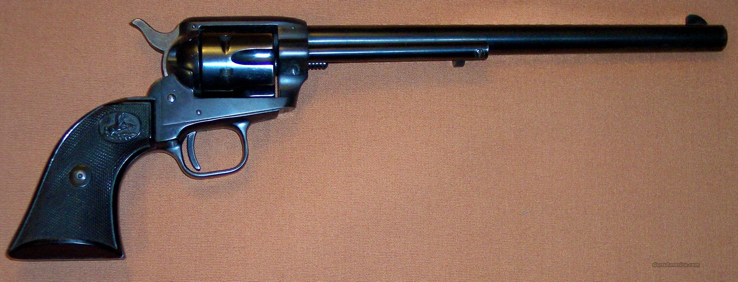 "Colt Single Action Buntline Scout .22LR with 9.5"" Barrel and Holster  Guns > Pistols > Colt Single Action Revolvers - Modern (22 Cal.)"