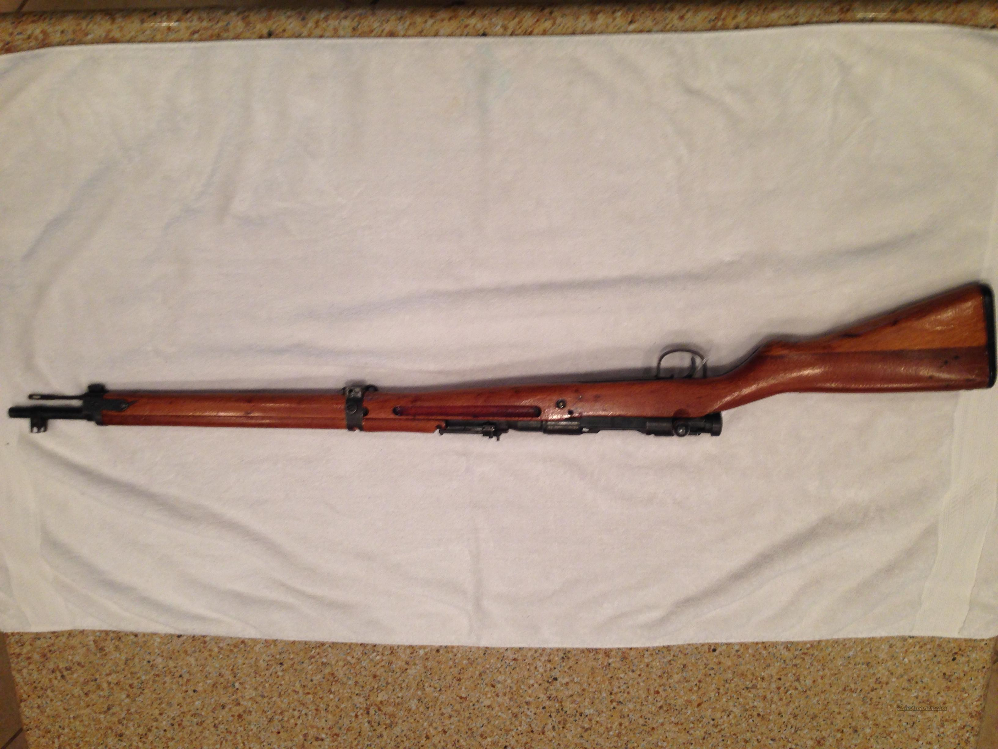 Arisaka Type 99 Short Rifle w/ Aircraft Sight  Guns > Rifles > Military Misc. Rifles Non-US > Other