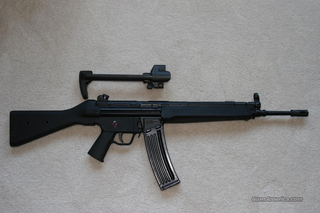 Vector Arms V93  Guns > Rifles > Heckler & Koch Rifles > Tactical