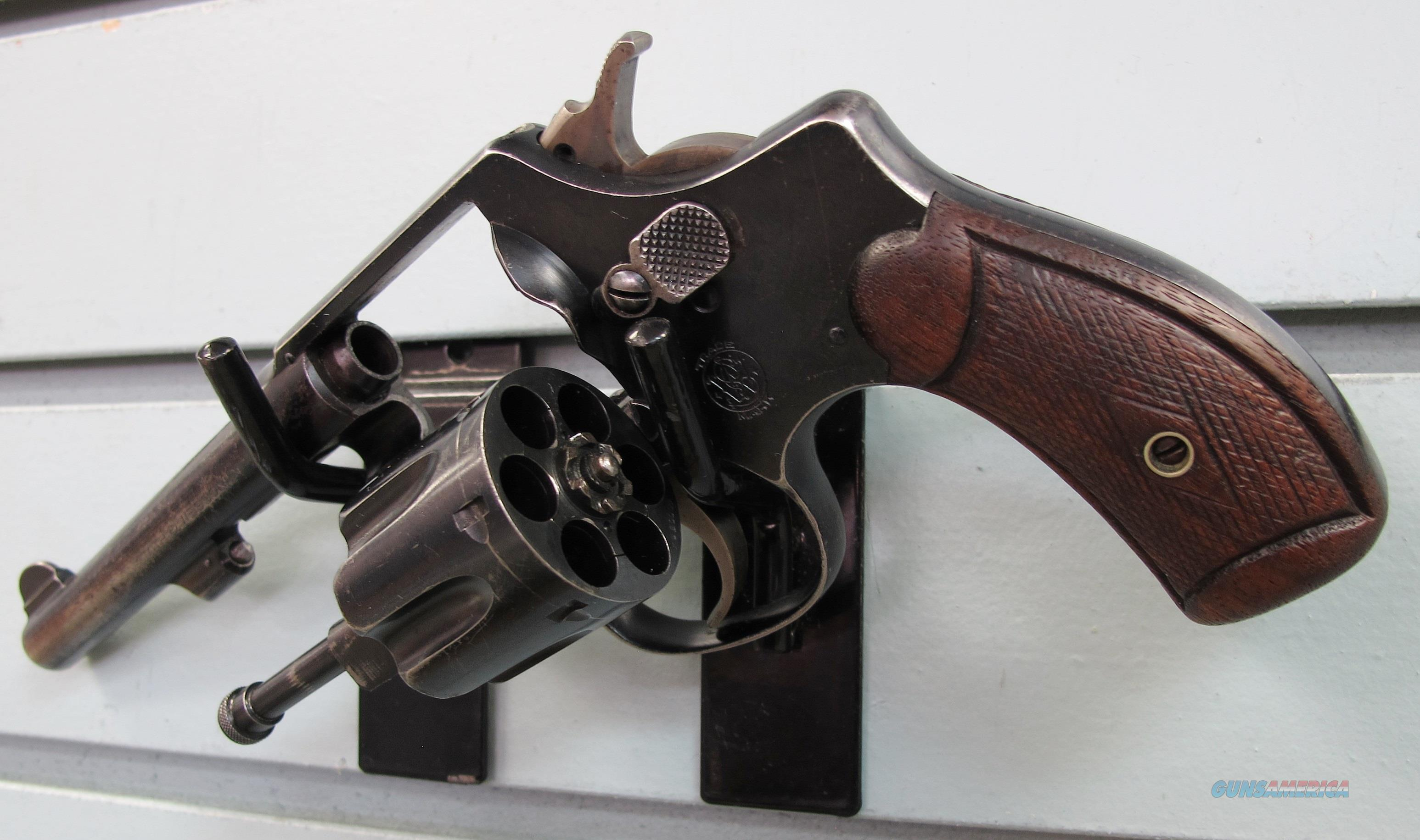 SMITH & WESSON HAND EJECTOR THIRD MODEL  Guns > Pistols > Smith & Wesson Revolvers > Pre-1945