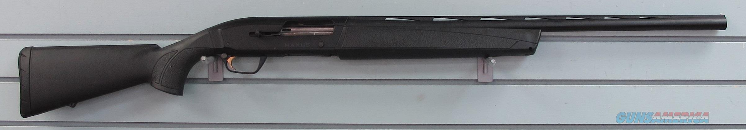 BROWNING 12 GA MAXUS STALKER   Guns > Shotguns > Browning Shotguns > Autoloaders > Hunting