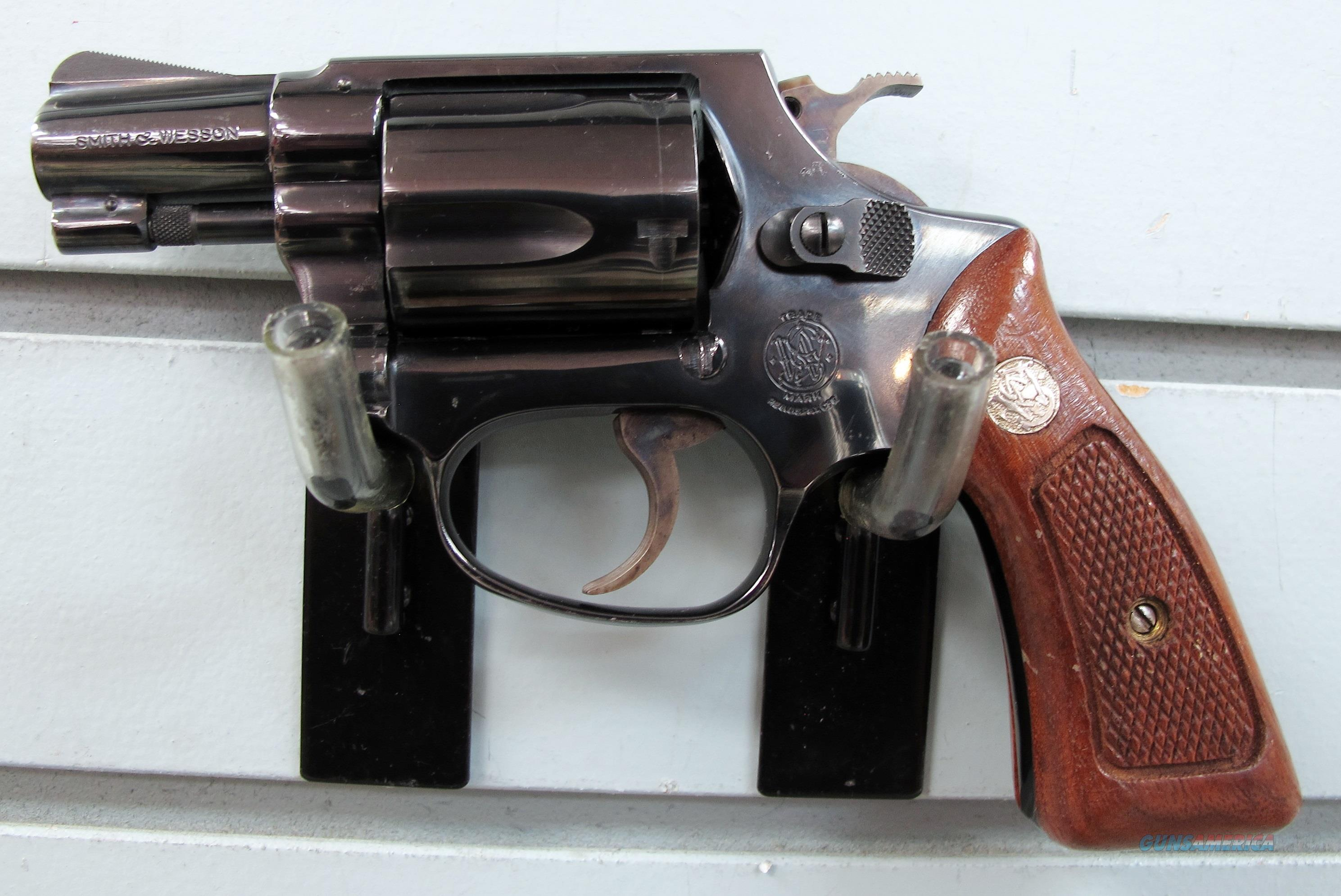 SMITH & WESSON MODEL 36 NO DASH  Guns > Pistols > Smith & Wesson Revolvers > Small Frame ( J )