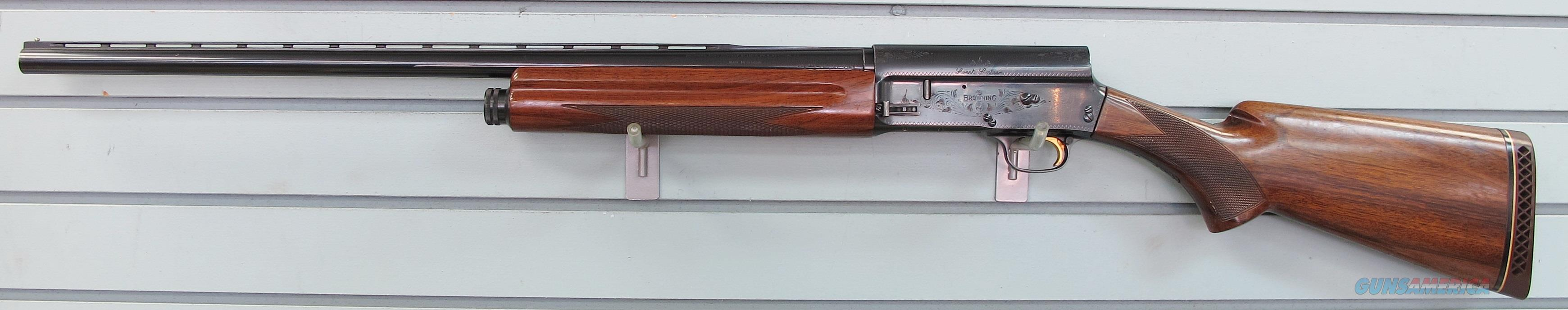 BROWNING BELGIUM A5 SWEET SIXTEEN  Guns > Shotguns > Browning Shotguns > Autoloaders > Hunting