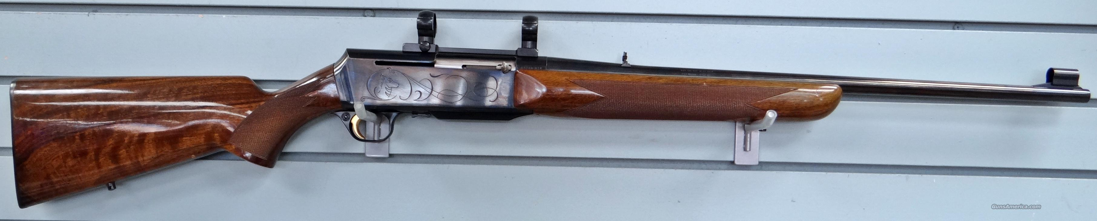 BELGIUM BROWNING BAR GRADE II 30-06  Guns > Rifles > Browning Rifles > Semi Auto > Hunting