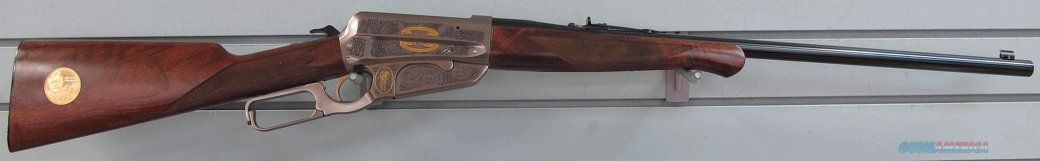 WINCHESTER 405 RIFLE MODEL 1985  Guns > Rifles > Winchester Rifles - Modern Lever > Other Lever > Post-64