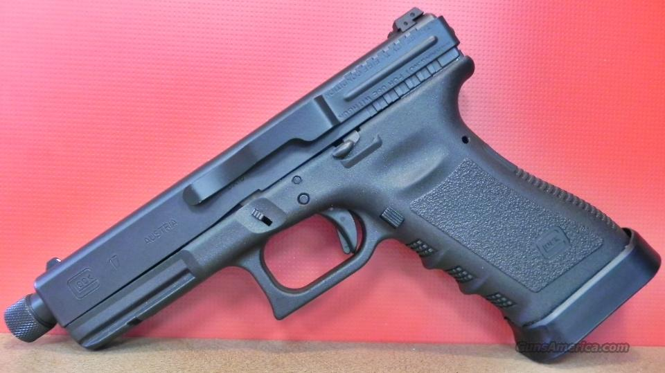 GLOCK 17 9MM TRICKED OUT!!  Guns > Pistols > Glock Pistols > 17