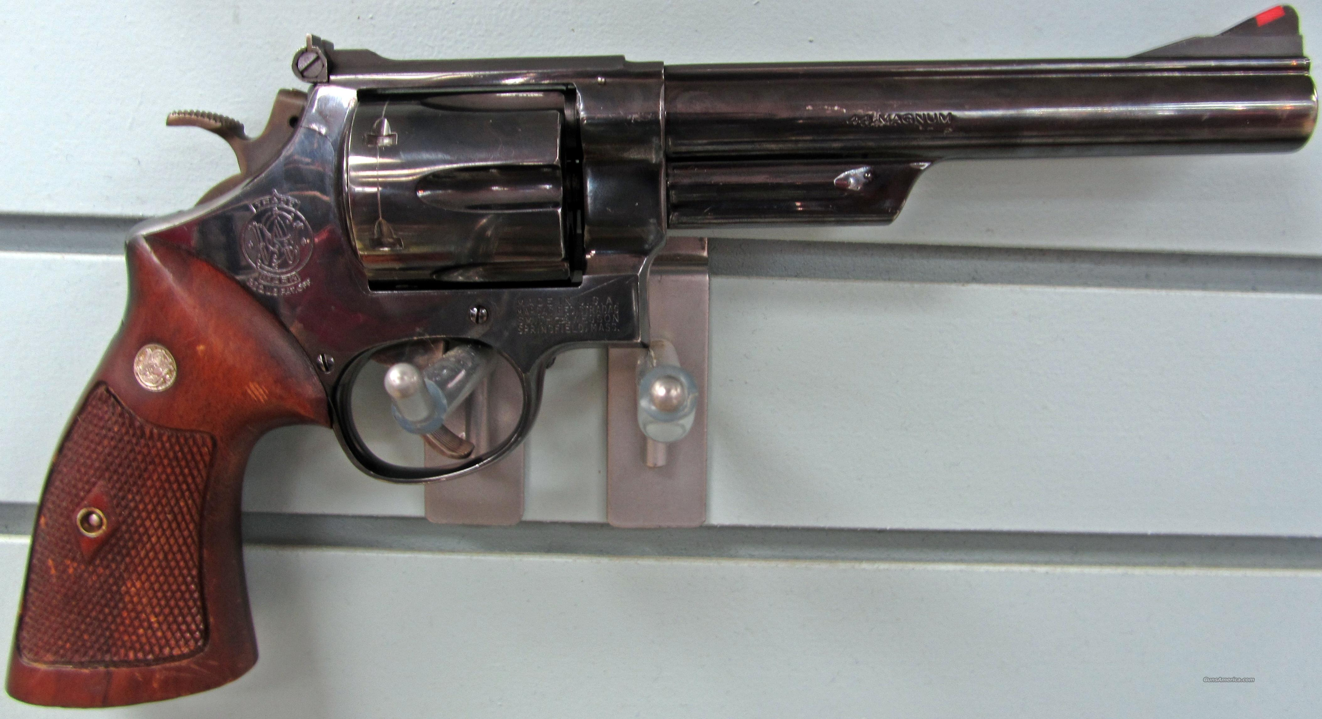 SMITH & WESSON PRE 29 44 MAGNUM  Guns > Pistols > Smith & Wesson Revolvers > Full Frame Revolver