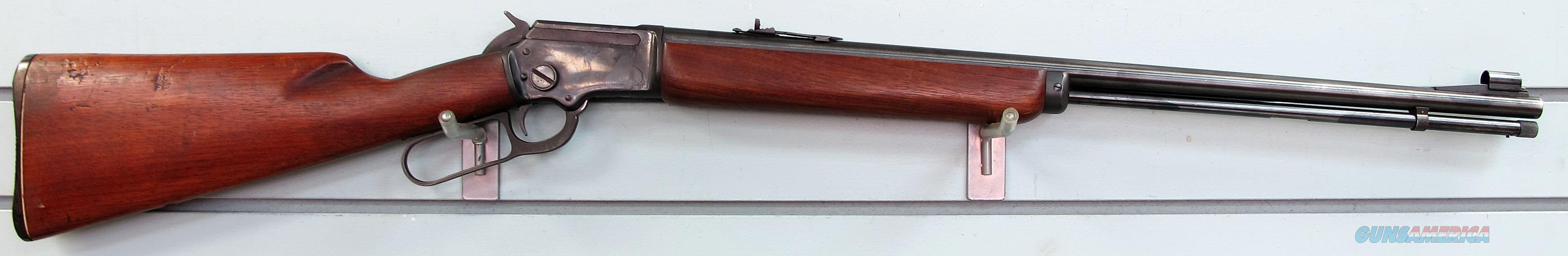 MARLIN 39A MOUNTIE  Guns > Rifles > Marlin Rifles > Modern > Lever Action