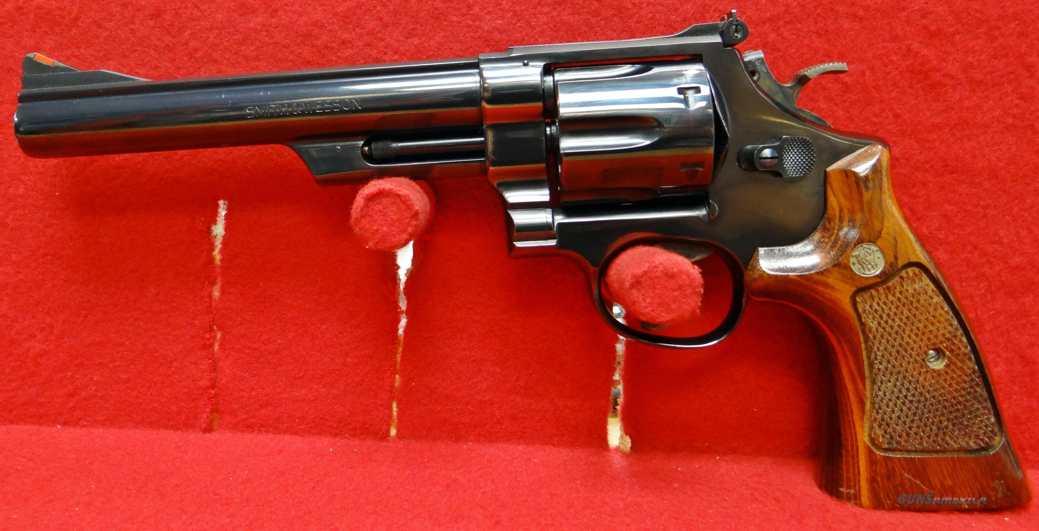 SMITH & WESSON MODEL 29-2  Guns > Pistols > Smith & Wesson Revolvers > Full Frame Revolver