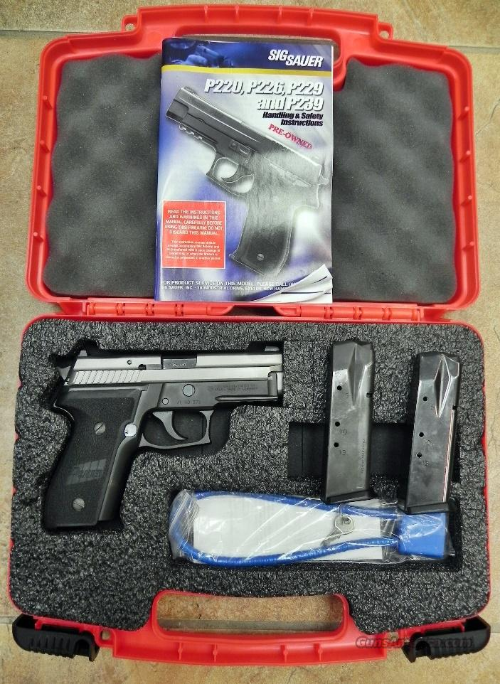 SIG SAUER P229 TWO TONE  Guns > Pistols > Sig - Sauer/Sigarms Pistols > P229