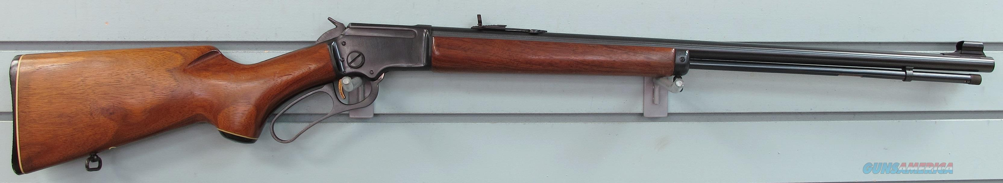 MARLIN 22 L.R. GOLDEN - 39A  Guns > Rifles > Marlin Rifles > Modern > Lever Action