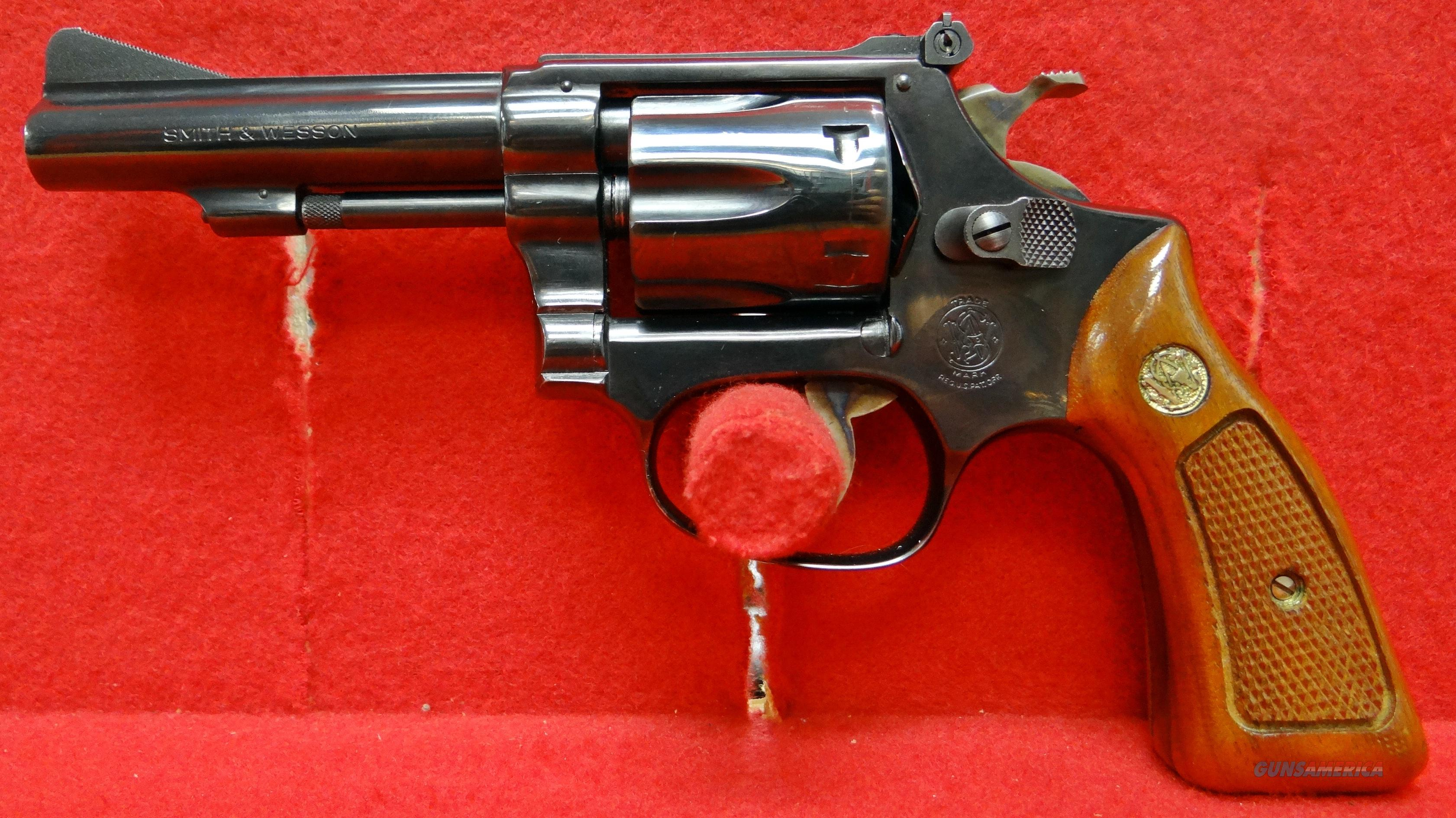 SMITH & WESSON MODEL 51 22 M.R.F  Guns > Pistols > Smith & Wesson Revolvers > Pocket Pistols