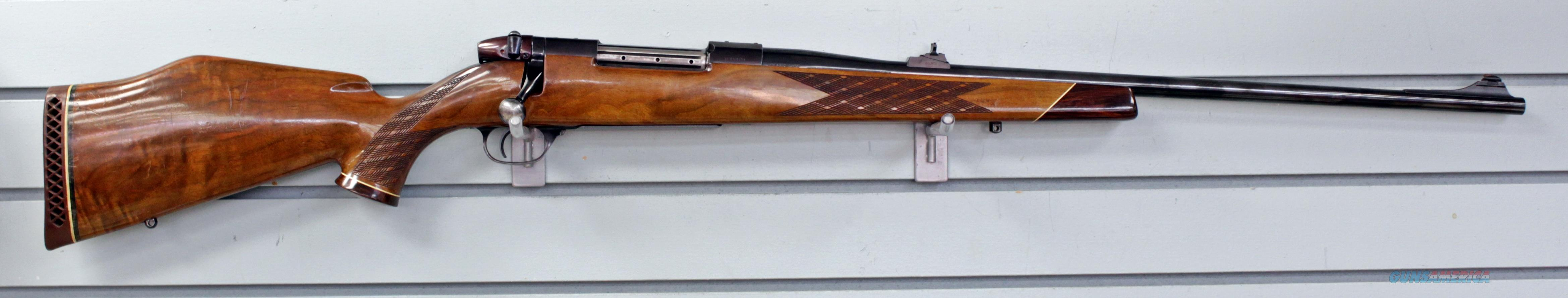 WEATHERBY MK V GERMAN RIFLE  Guns > Rifles > Weatherby Rifles > Sporting