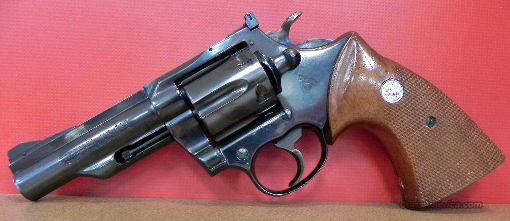 COLT TROOPER MK III 357 MAG  Guns > Pistols > Colt Double Action Revolvers- Modern