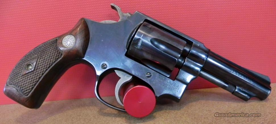 "SMITH & WESSON 30-1 3""  Guns > Pistols > Smith & Wesson Revolvers > Pocket Pistols"