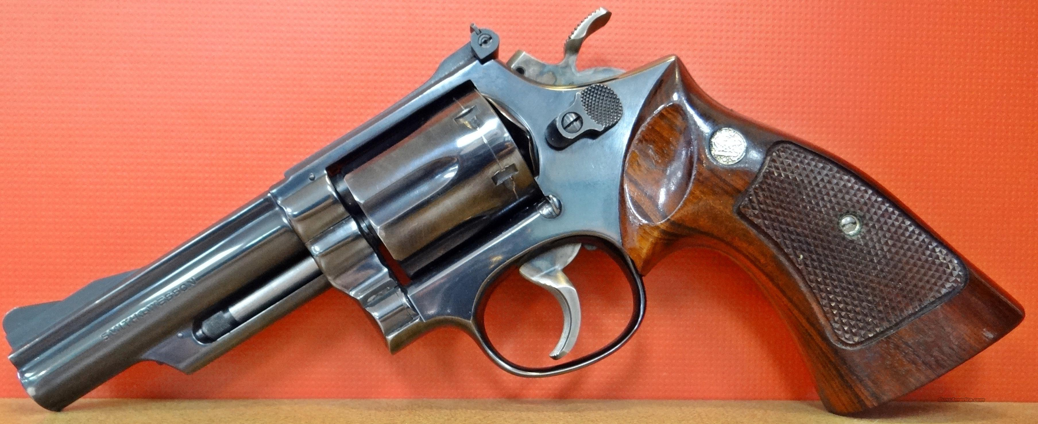 SMITH & WESSON 19-3 .357MAG   Guns > Pistols > Smith & Wesson Revolvers > Full Frame Revolver