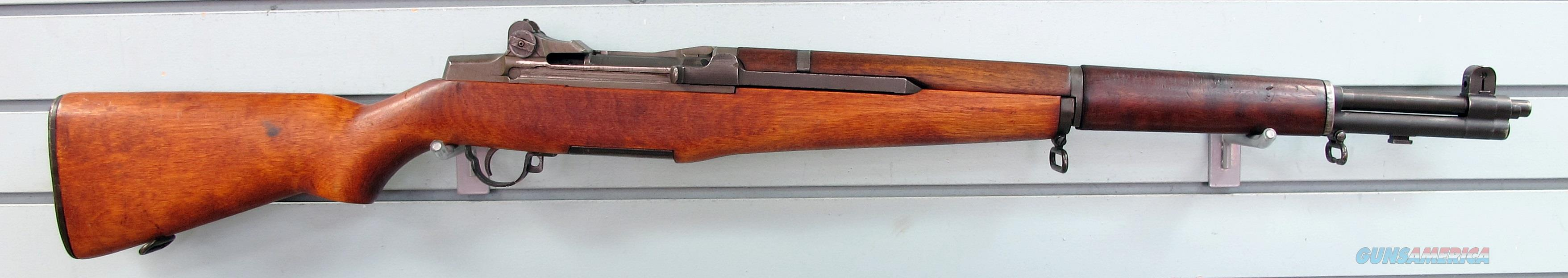 SPRINGFIELD ARMORY M1 GARAND 30-06 RIFLE  Guns > Rifles > Springfield Armory Rifles > M1 Garand