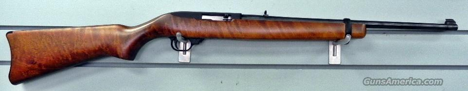 RUGER 10/22 .22LR W/GORGEOUS WOOD STOCK!  Guns > Rifles > Ruger Rifles > 10-22