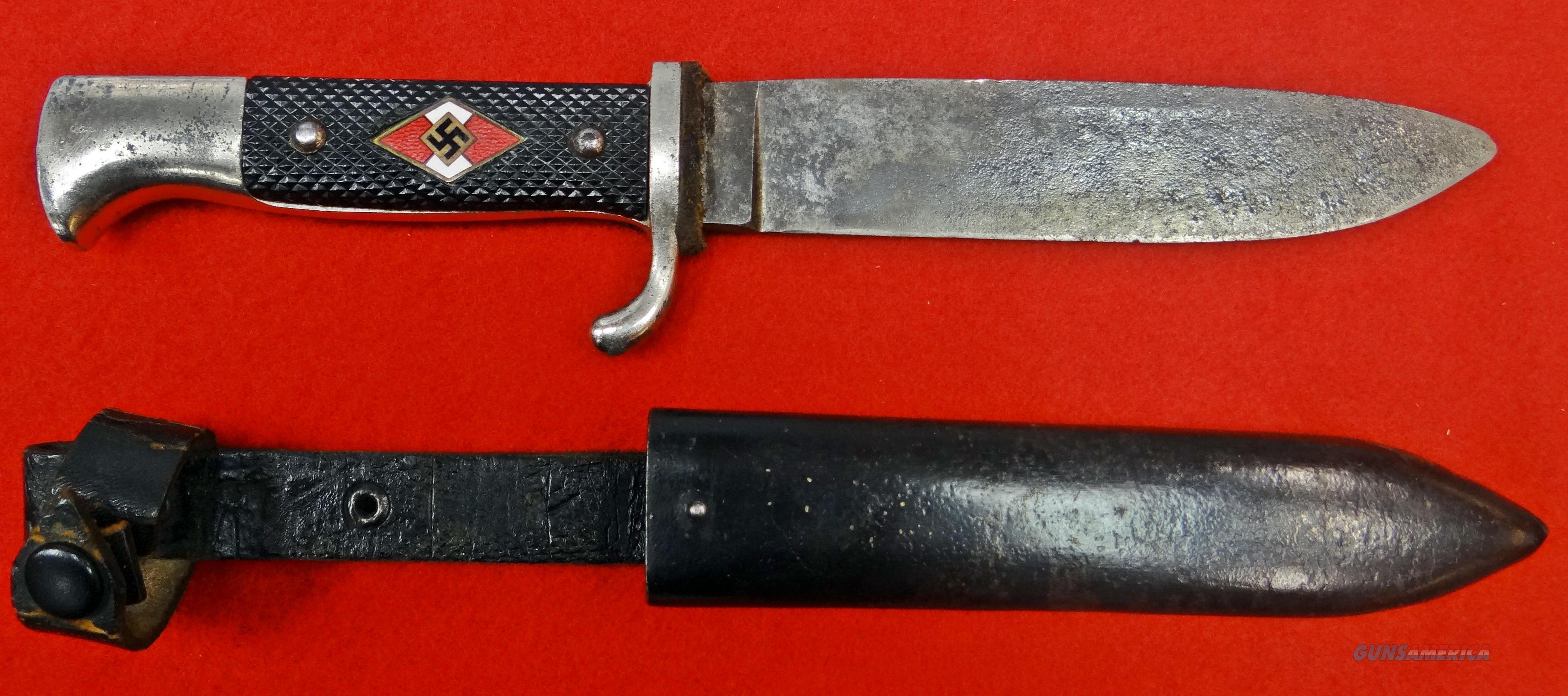 Hitler Youth Knife For Sale