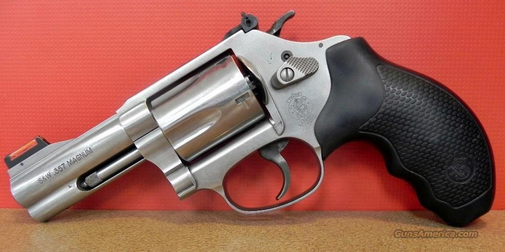 SMITH & WESSON MODEL 60 357 MAG  Guns > Pistols > Smith & Wesson Revolvers > Full Frame Revolver