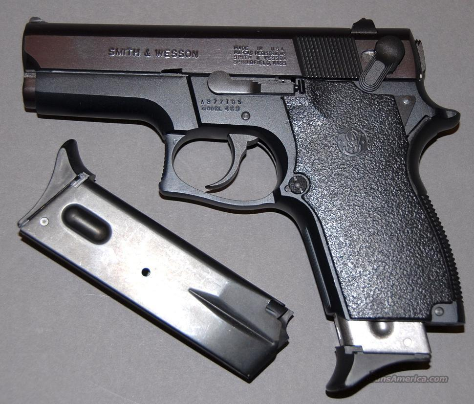 Smith and Wesson S&W 469 Excellent in box papers  Guns > Pistols > Smith & Wesson Pistols - Autos > Alloy Frame
