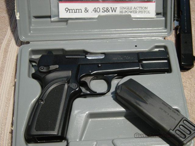 1995 Hi Power MK3  Guns > Pistols > Browning Pistols > Hi Power