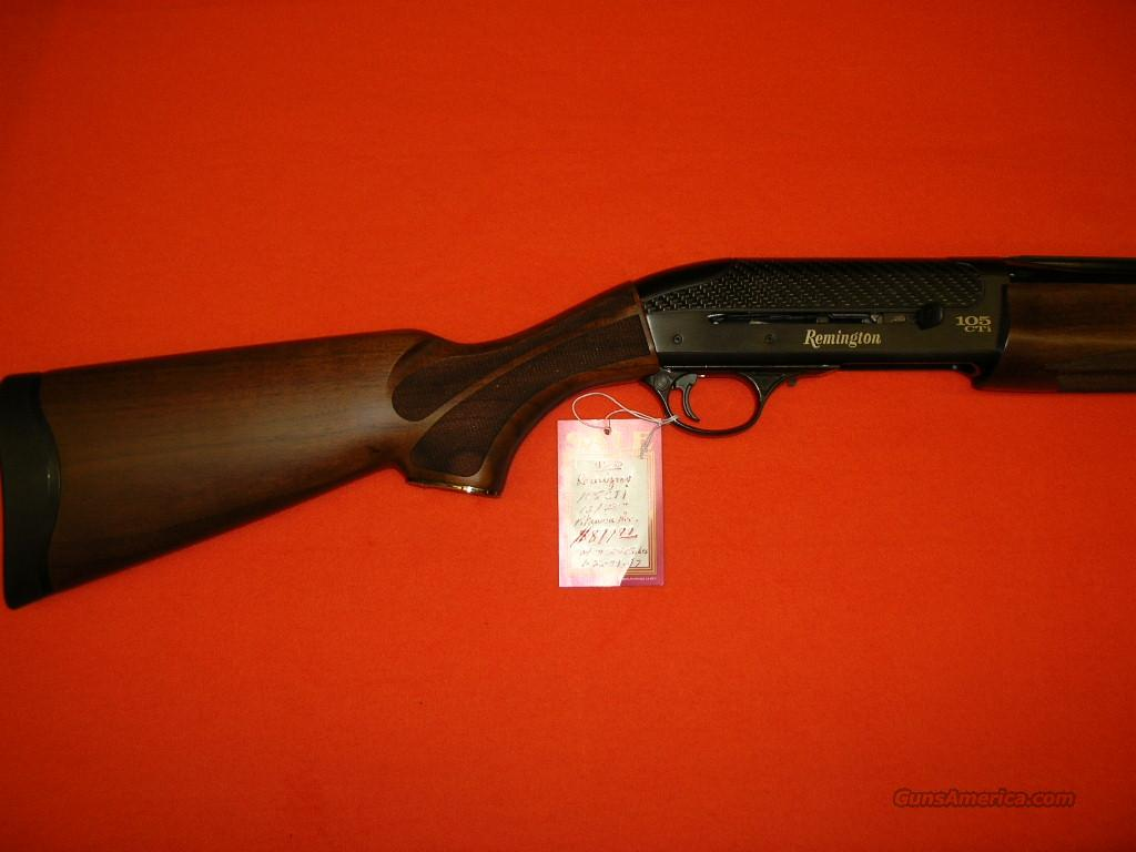 Remington 105 Cti Parts Related Keywords & Suggestions