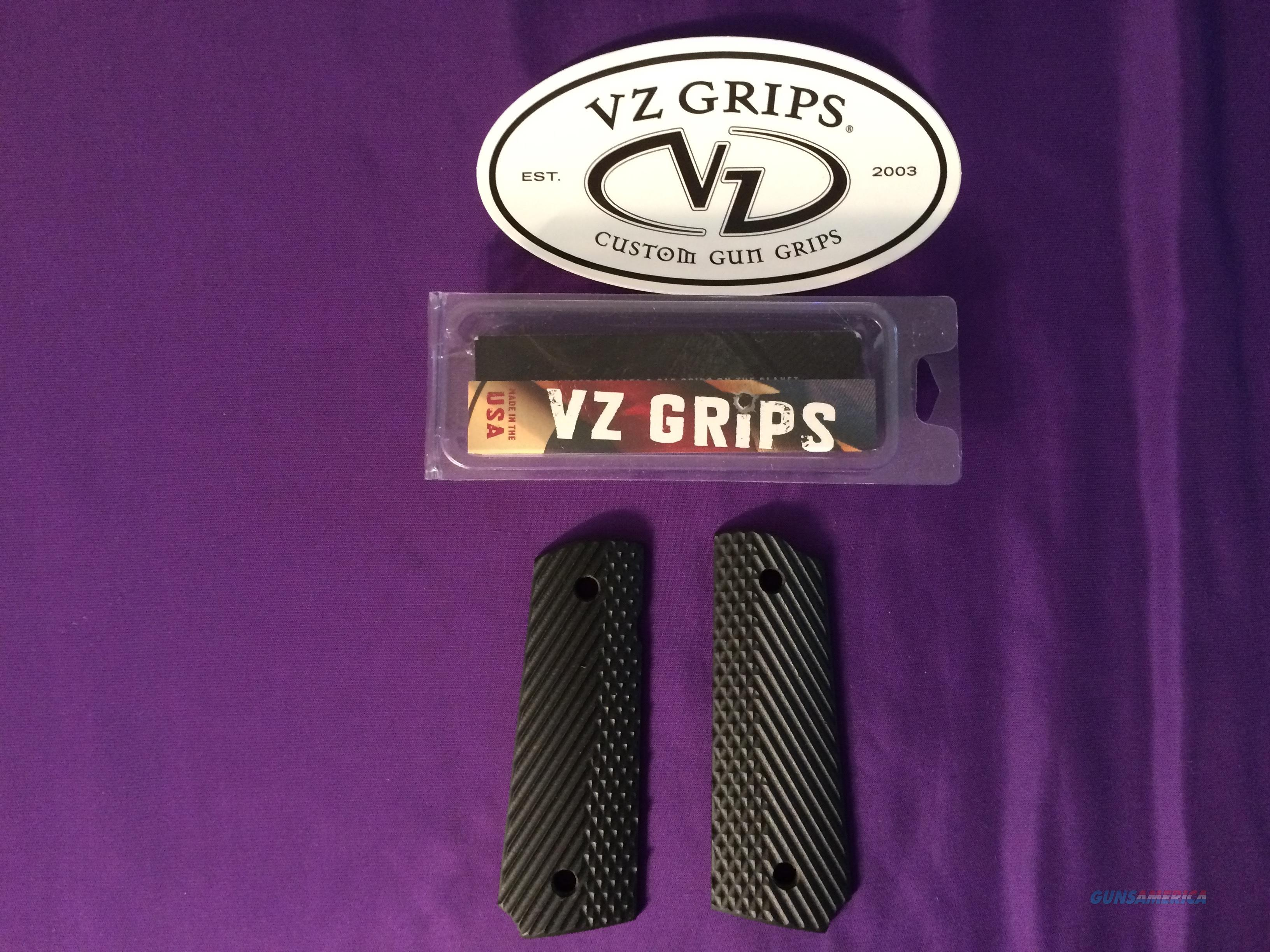 VZ-GRIP, OPERATOR 1911  Non-Guns > Gunstocks, Grips & Wood