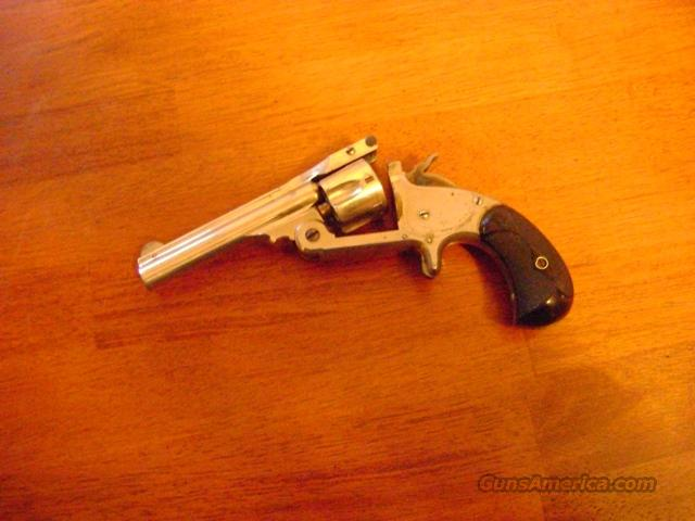 Smith & Wesson .32 SA  model 1 1/2  Guns > Pistols > Smith & Wesson Revolvers > Pre-1945