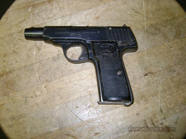 Walther Model 4  Guns > Pistols > Walther Pistols > Pre-1945 > Other