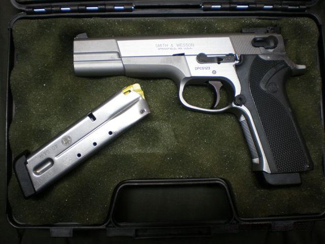 4006 Limited  Guns > Pistols > Smith & Wesson Pistols - Autos > Steel Frame