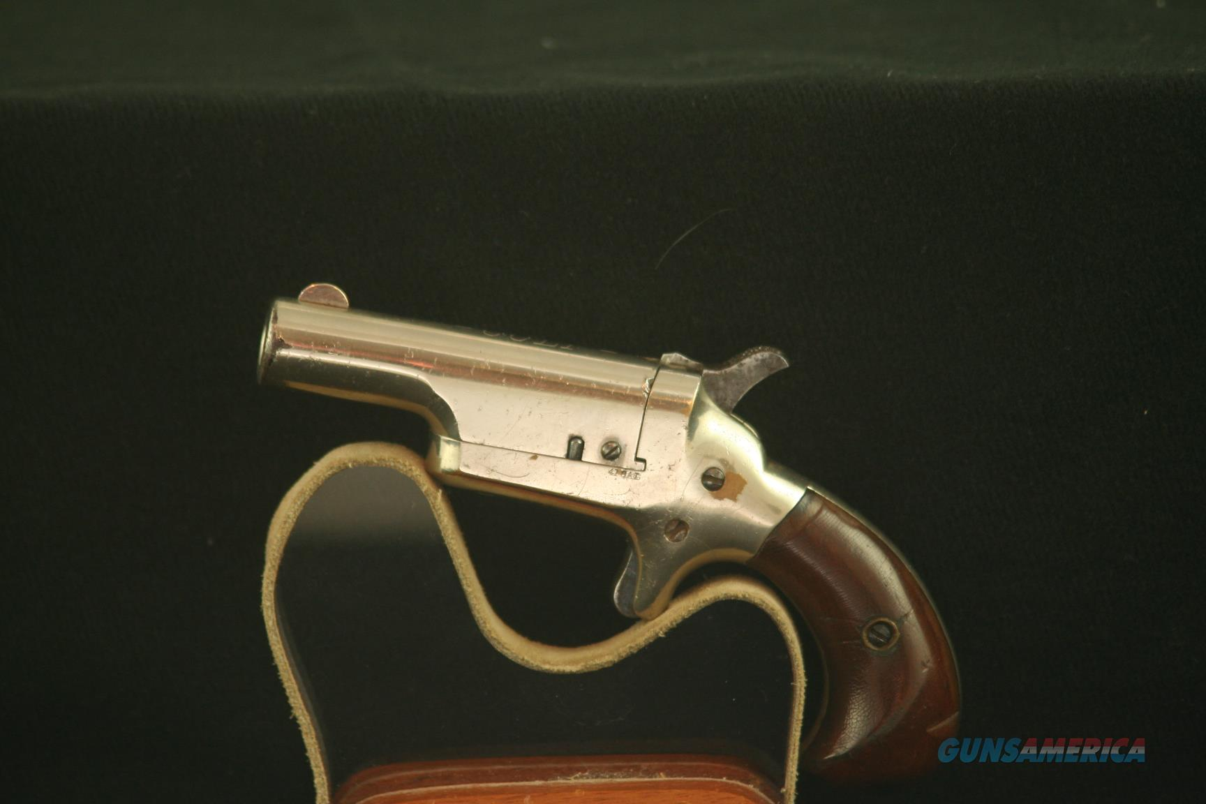 Colt Thuer 3rd Model Derringer, 41 RF cal single shot  Guns > Pistols > Colt Percussion Revolver - Pre-1899