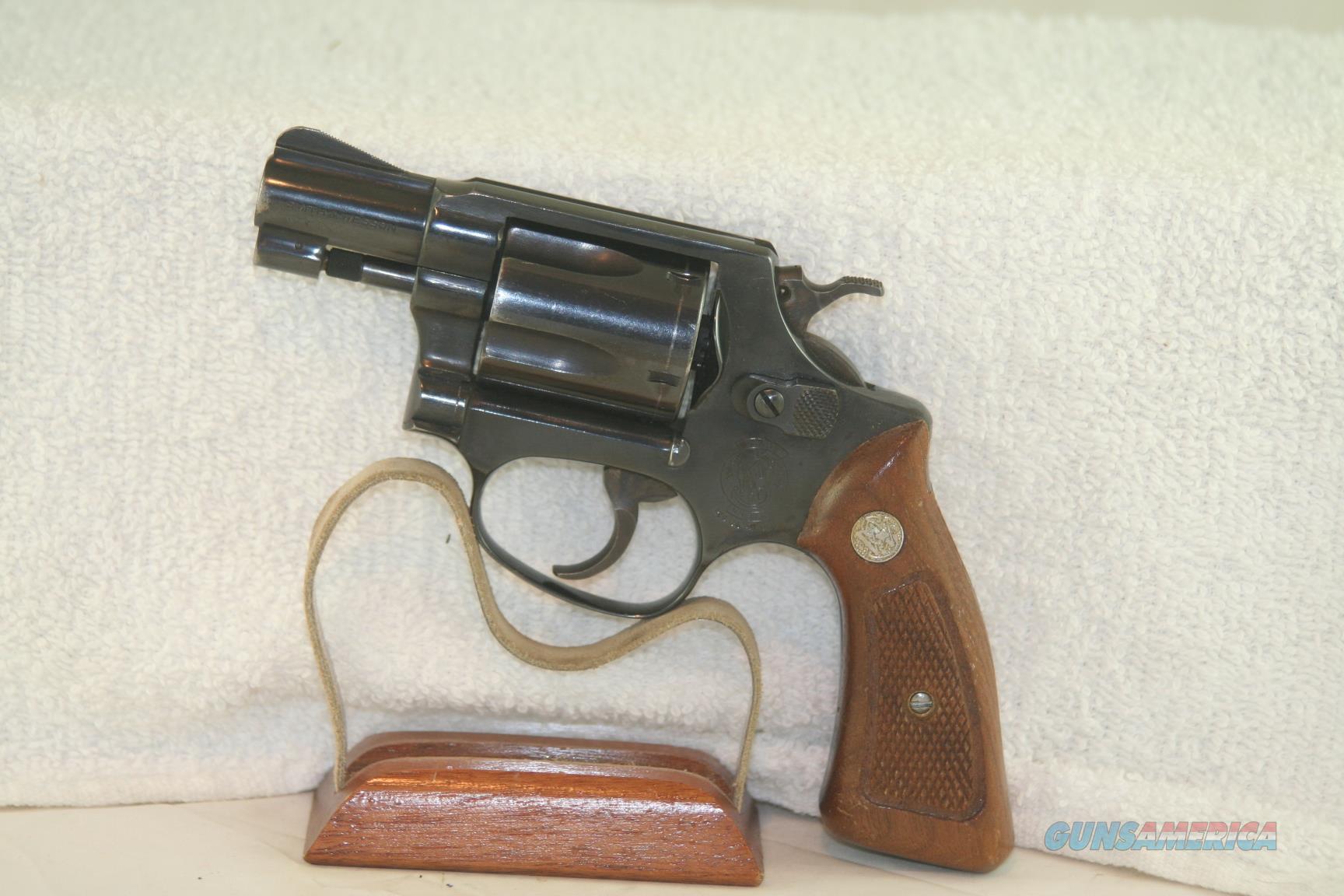 "Smith & Wesson Model 36, 38 Spl., 2"" Blue   Guns > Pistols > Smith & Wesson Revolvers > Small Frame ( J )"