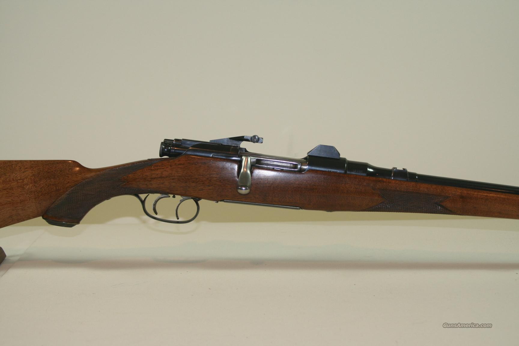 Mannlicher Schoenauer 6.5 X 54 Full Stock Rifle  Guns > Rifles > Mannlicher-Schoenauer Rifles