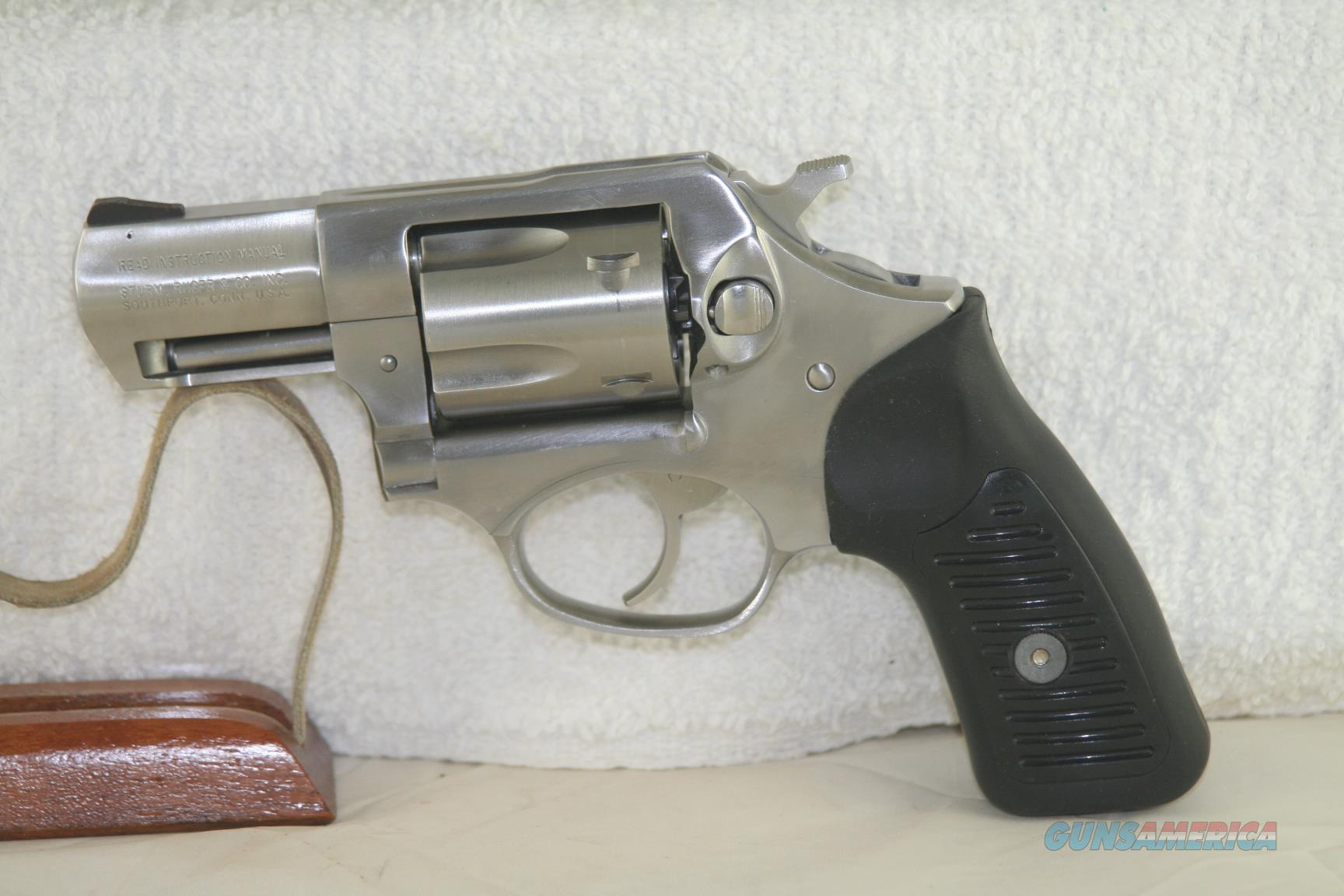 Ruger SP101, 357 Mag  Guns > Pistols > Ruger Double Action Revolver > SP101 Type